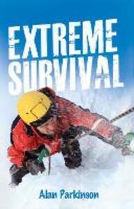 Extreme Survival - Alan Parkinson - cover