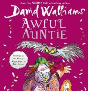 Awful Auntie - David Walliams - cover
