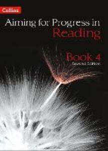 Progress in Reading: Book 4 - Caroline Bentley-Davies,Gareth Calway,Nicola Copitch - cover