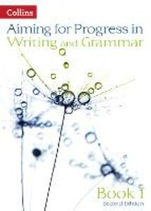 Progress in Writing and Grammar: Book 1 - Keith West - cover
