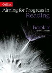 Progress in Reading: Book 2 - Caroline Bentley-Davies,Gareth Calway,Nicola Copitch - cover