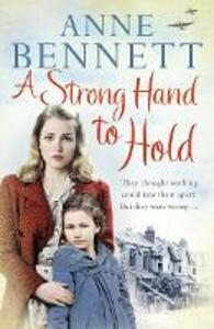 A Strong Hand to Hold - Anne Bennett - cover