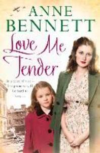 Love Me Tender - Anne Bennett - cover