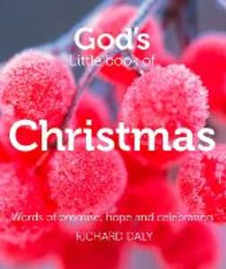 Foto Cover di God's Little Book of Christmas, Ebook inglese di Richard Daly, edito da HarperCollins Publishers