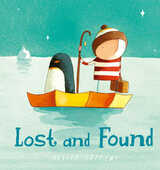 Libro in inglese Lost and Found Oliver Jeffers