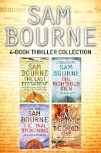 Foto Cover di Sam Bourne 4-Book Thriller Collection, Ebook inglese di Sam Bourne, edito da HarperCollins Publishers