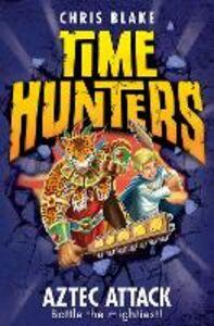Foto Cover di Aztec Attack, Ebook inglese di Chris Blake, edito da HarperCollins Publishers