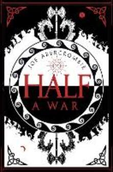 Half a War - Joe Abercrombie - cover