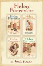 Complete Helen Forrester 4-Book Memoir: Twopence to Cross the Mersey, Liverpool Miss, By the Waters of Liverpool, Lime Street at Two