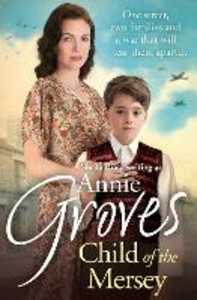Ebook in inglese Child of the Mersey Groves, Annie