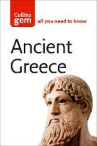 Foto Cover di Ancient Greece (Collins Gem), Ebook inglese di David Pickering, edito da HarperCollins Publishers