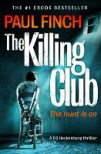 The Killing Club - Paul Finch - cover