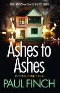 Ebook in inglese The Burning Man Finch, Paul