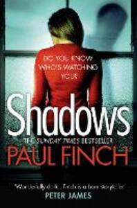 Shadows - Paul Finch - cover