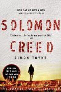 Foto Cover di Solomon Creed, Ebook inglese di Simon Toyne, edito da HarperCollins Publishers
