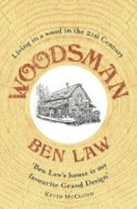 Woodsman - Ben Law - cover