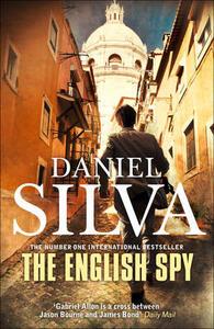 The English Spy - Daniel Silva - cover