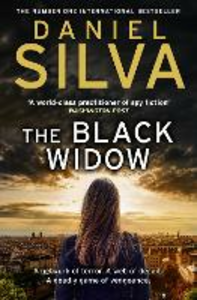 Ebook in inglese The Black Widow Silva, Daniel