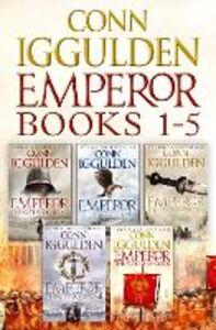 Foto Cover di Emperor Series Books 1-5, Ebook inglese di Conn Iggulden, edito da HarperCollins Publishers