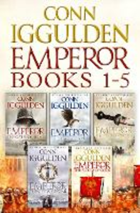 Ebook in inglese Emperor Series Books 1-5 Iggulden, Conn