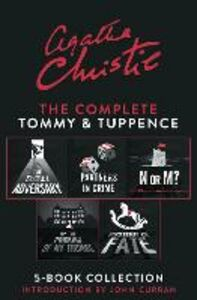 Ebook in inglese Complete Tommy and Tuppence 5-Book Collection Christie, Agatha