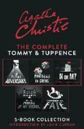 Complete Tommy and Tuppence 5-Book Collection