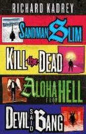 The Sandman Slim Series Books 1-4