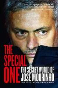 The Special One: The Dark Side of Jose Mourinho - Diego Torres - cover