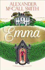 Emma - Alexander McCall Smith - cover