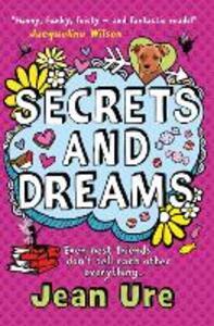 Secrets and Dreams - Jean Ure - cover