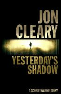 Ebook in inglese Yesterday's Shadow Cleary, Jon
