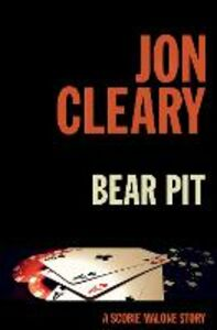Ebook in inglese Bear Pit Cleary, Jon