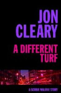 Ebook in inglese Different Turf Cleary, Jon