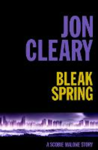 Ebook in inglese Bleak Spring Cleary, Jon
