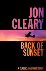 Ebook in inglese Back of Sunset Cleary, Jon