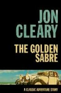 Ebook in inglese Golden Sabre Cleary, Jon