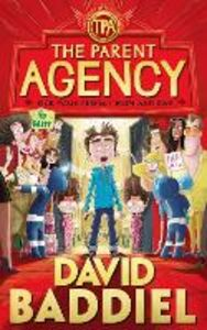 Ebook in inglese Parent Agency Baddiel, David