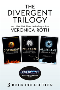 Ebook in inglese Divergent Trilogy (books 1-3) Roth, Veronica