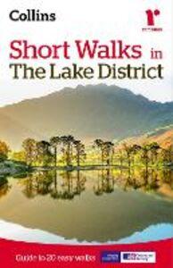 Foto Cover di Short walks in the Lake District, Ebook inglese di  edito da HarperCollins Publishers