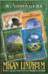 Windsingers Series: The Complete 4-Book Collection (The Ki and Vandien Quartet)