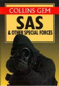 Ebook in inglese SAS and Other Special Forces (Collins Gem) -, -