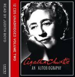An Autobiography: Volume Two - Agatha Christie - cover
