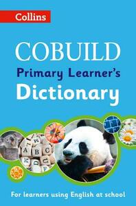 COBUILD Primary Learner's Dictionary: Age 7+ - Collins Dictionaries - cover