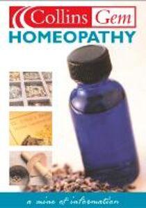 Foto Cover di Homeopathy, Ebook inglese di Collins, edito da HarperCollins Publishers