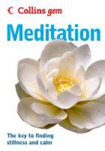 Foto Cover di Meditation, Ebook inglese di Collins, edito da HarperCollins Publishers
