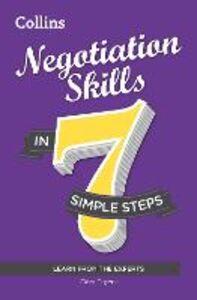 Foto Cover di Negotiation Skills in 7 simple steps, Ebook inglese di Clare Dignall, edito da HarperCollins Publishers