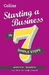 Foto Cover di Starting a Business in 7 simple steps, Ebook inglese di Natalie Campbell,Alex Ritchie, edito da HarperCollins Publishers