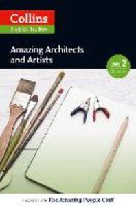 Foto Cover di Amazing Architects & Artists, Ebook inglese di  edito da HarperCollins Publishers