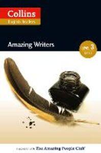Foto Cover di Amazing Writers, Ebook inglese di  edito da HarperCollins Publishers