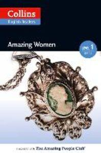 Foto Cover di Amazing Women, Ebook inglese di  edito da HarperCollins Publishers